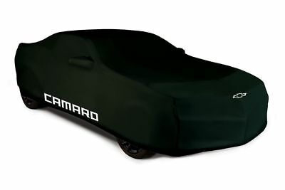 OEM GM Indoor Dust Car Cover Black for 2010-2015 Chevrolet Camaro 20960814 NEW