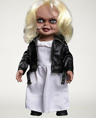 """Bride of Chucky 15"""" Animated Tiffany Exclusive Licensed  Doll 07440381"""