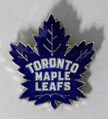 Toronto Maple Leafs - Brand New Nhl Licensed Team Logo Pin - Top Quality!