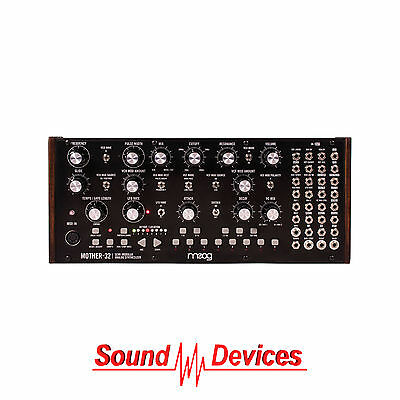 Moog Mother-32 Semi Modular Analog Synthesizer Module NEW