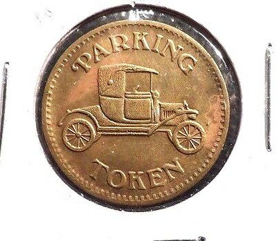 Used Sentry Security Parking Token!!!!!