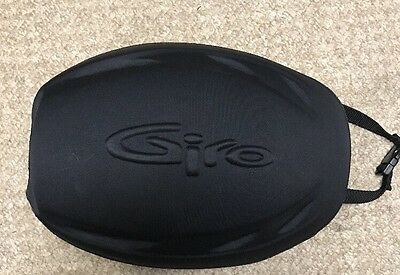 Giro Hard Helmet Case - for protecting any standard cycling helmet.Excellnt Cond