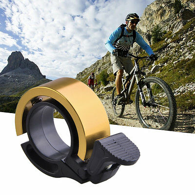 Invisible Bell Aluminum Alloy Loud Sound Handlebar Safety Horn For Bicycle GT