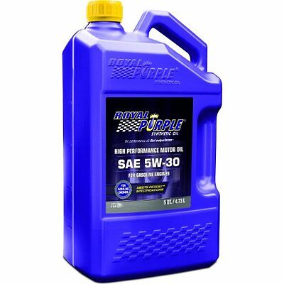 Royal Purple 51530 Multi-Grade Motor Oil 5W30 Sn Qt. Bottle