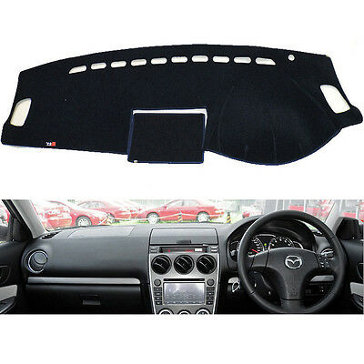 For Mazda 6 M6 2002-2007 Dashmat Dashboard Mat Dash Board Cover Right Hand Mat