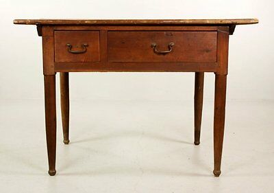 19th C. American Country Dough Table