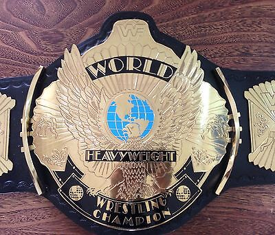 WWE WINGED EAGLE HEAVYWEIGHT REPLICA WRESTLING BELT With Free Box