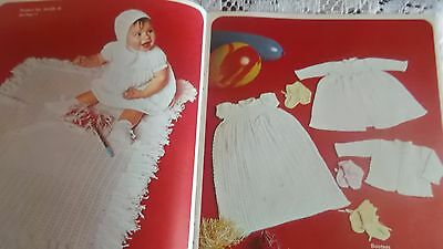 Knitting Machine Books Empisal Baby,toddler,childs Styles.book  Au25