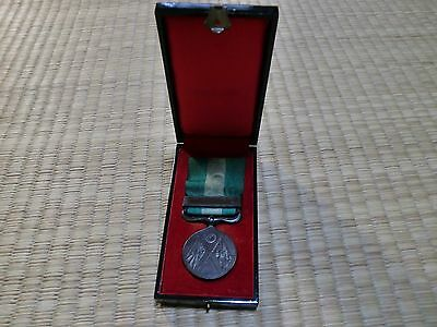 1894 First Sino-Japanese War Medal Japanese Antique Army Navy Meiji China