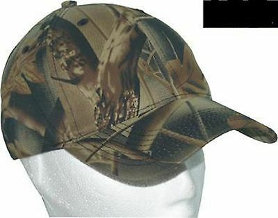 Casquette camouflage type baseball, taille reglable.Carpe lot brochet silure mer