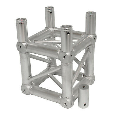 GLOBAL TRUSS F34 Spacer 105mm female für Boxcorner