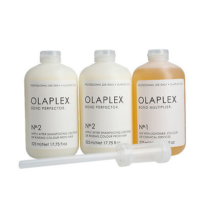 Olaplex Salon Intro Kit  Professionale   No.1 525 ml + 2x No.2 525 ml