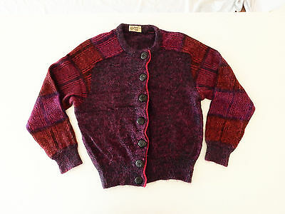 Ates Vintage Maglione Sweater Mohair Lana