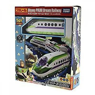 Plarail Disney Pixar dream Railway Buzz Lightyear Star Command Express