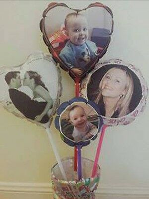 Photo Balloons, Custom Birthday Special Occasions Personalised Photo Balloon