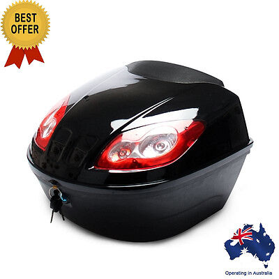 Motorcycle Top Case Mounting Tail Box Rear Luggage Trunk Mopeds Storage Carrier