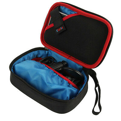 "Storage Carry Travel Case bag for 4.3-5"" inch GPS Navigation Garmin nuvi TomTom"