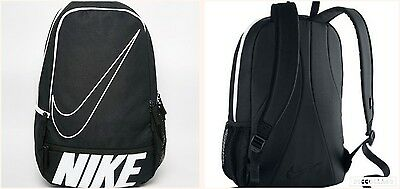 Nike Backpack Black/White BA4863 001