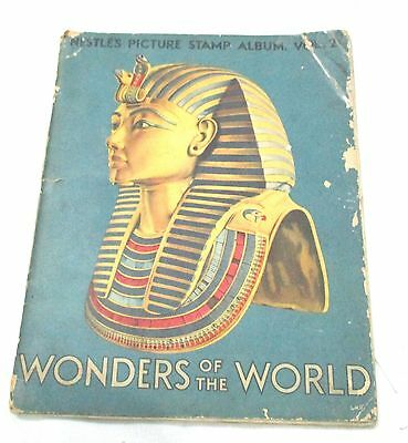 "1933 Nestles Scarce And Complete"" Wonders Of The World"" Volume 2"