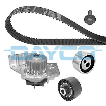 Dayco Timing Belt Water Pump Fit Citroen Xsara Picasso 2.0 Hdi 1999-2016