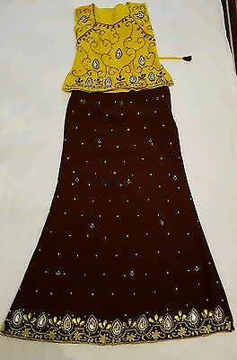 Child's Lengha/anarkali Suit. **brand New**