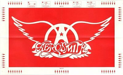 Aerosmith Fan Club Book cover