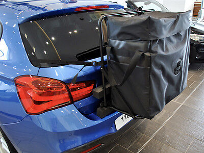 BMW 1 Series Roof Box - Unique Alternative 30% More Boot Space