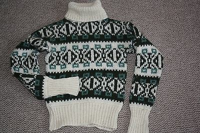 childrens scandinavian jumper vintage