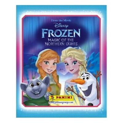 10x Panini Disney Frozen Magic Of The Northern Lights Sticker Pack (10 packs)