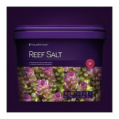 Sel reef salt 10kg Aquaforest