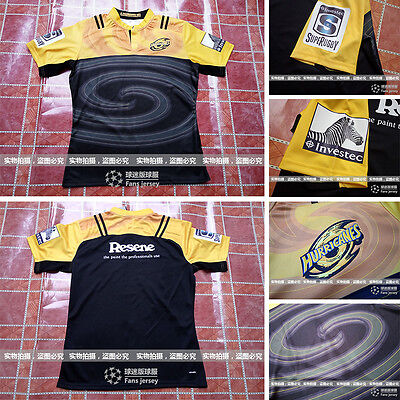 2016-17 New Zealand NRL Football Jersey Hurricane Rugby Jerse