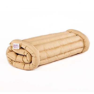 Boutique Camping Boutique Roll Up Bed Cream Double
