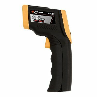 Wilmar Performance Tool Wilmar W89721 Infrared Thermometer