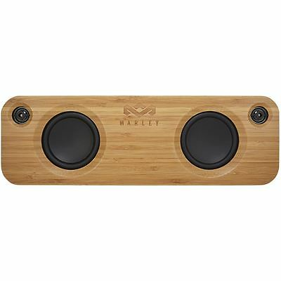House Of Marley Get Together Wireless Bluetooth Portable Audio Speaker System BH