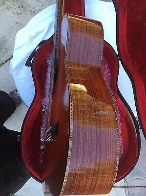 HERNANDIS (1970) CLASSICAL GUITAR with case, Japan