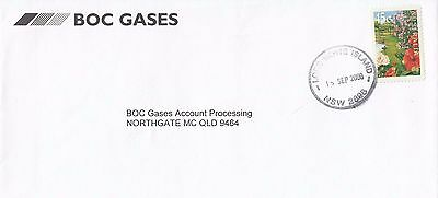 G 1665 Lord Howe Island 2000 commercial cover to Queensland