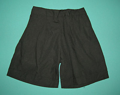NEW Girl school uniform Short Black Size 5 to 16