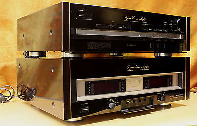 PIONEER M90a AND C90a POWER AMPLIFIER AND PREAMPLIFIER