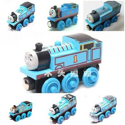 LOSE Thomas Und Seine Freunde WOODEN MAGNETIC TRAIN HOLZZUG-  THOMAS HEAD