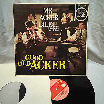 Lp – Mr. Acker Bilk / Good Old Acker
