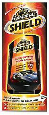 "Armor All Wax Shield ""Even Better Than Wax"" Armorall For Cars, Boats Etc. 500ml"