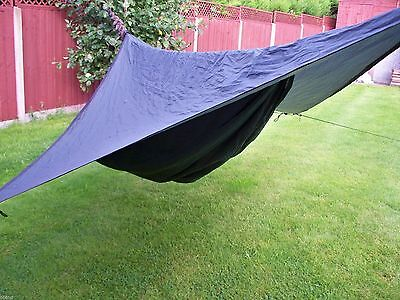 Hennessy Hammock Expedition Asym Classic Camping Sleeping Hammock Used Once