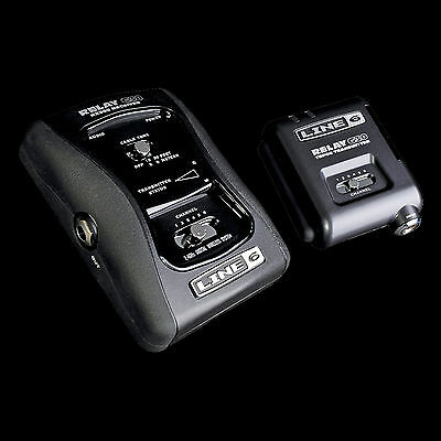 Line 6 Relay G30 6 Channel Wireless Guitar System With Stompbox Receiver