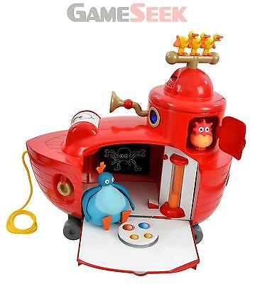 Twirlywoos Big Red Boat Playset - Toys Brand New Free Delivery