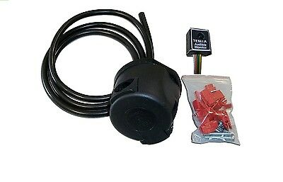 Towbar Universal 7 Way Bypass 12N Single Electrics With Buzzer 955.200