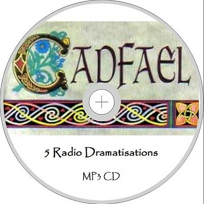 CADFAEL Radio Dramas 5 COMPLETE STORIES MP3 CD Audio books  over 8 Hours