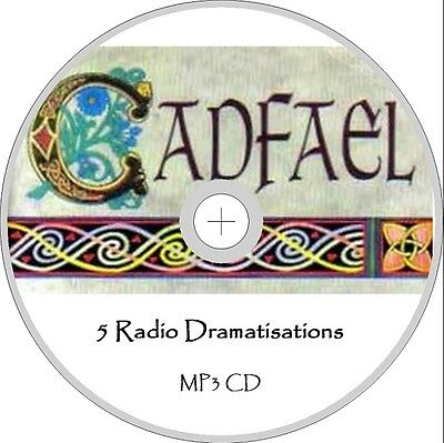 CADFAEL Radio shows Dramatisations MP3 CD Audio books 6 COMPLETE STORIES 10+ hrs