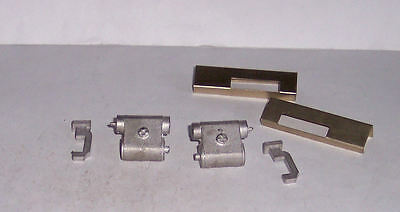 Gauge O – 7mm – White Metal cast cylinders etc - ex kit - loco - see pictures B