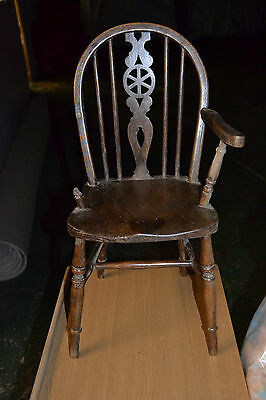 Childs windsor chair