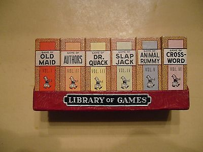 Vintage Library of Games